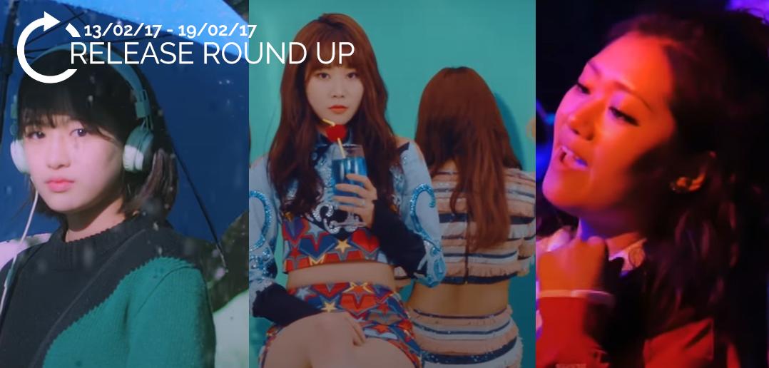 Release Round Up. K-Pop, K.A.R.D, EDEN, MELODYDAY, Scarlet Mono-Pin,