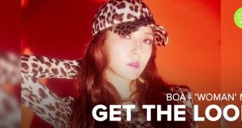 Get the Look, BoA, Woman, MV, Style, Fashion, Style Steal